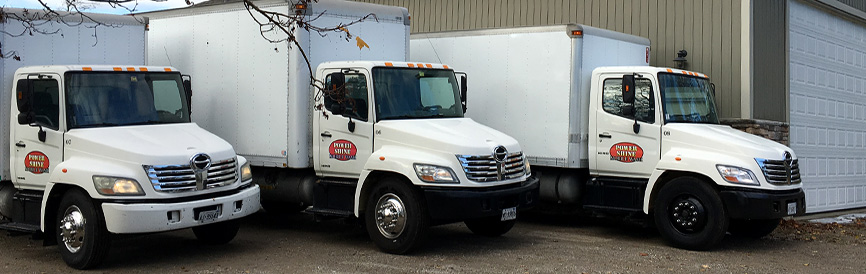 Power Shine Mobile Wash Fleet Washing Milton Ontario