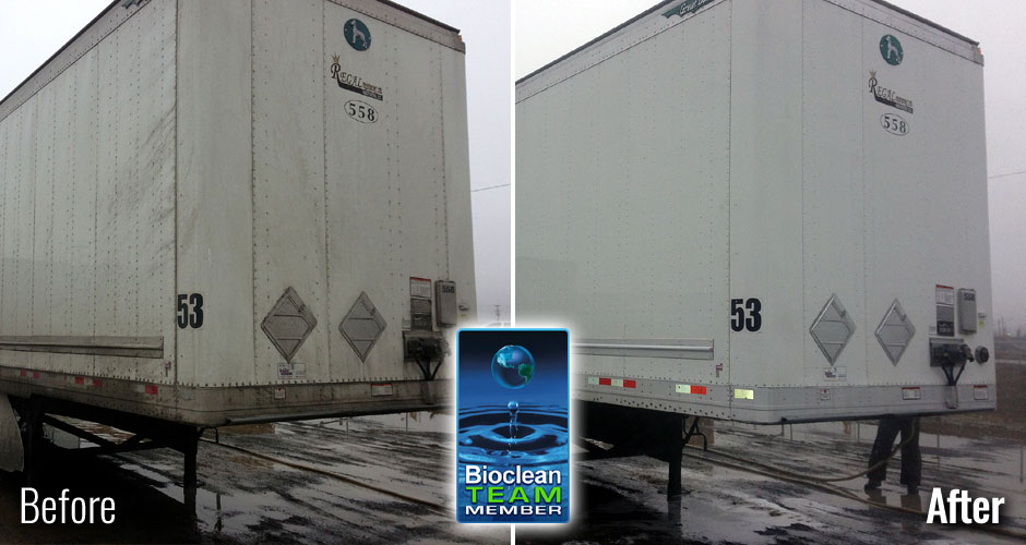 Truck Fleet Washing Kitchener Ontario